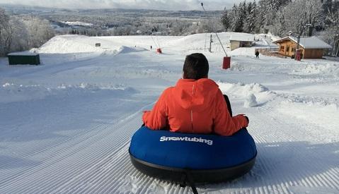 Snowtubing Hautville
