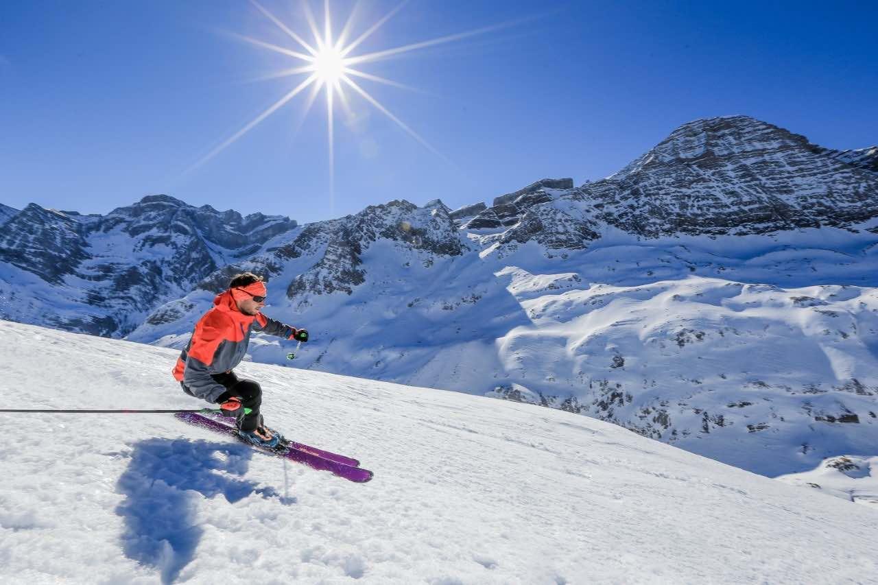 estación de esquí Gavarnie