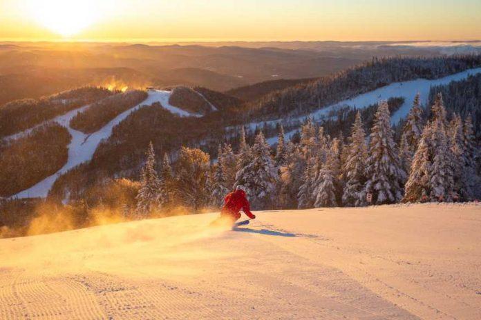Tremblant ski resort