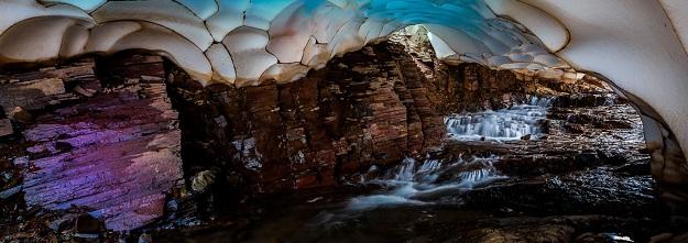 Túneles de hielo