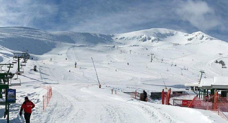 Pistas de esquí Valdezcaray