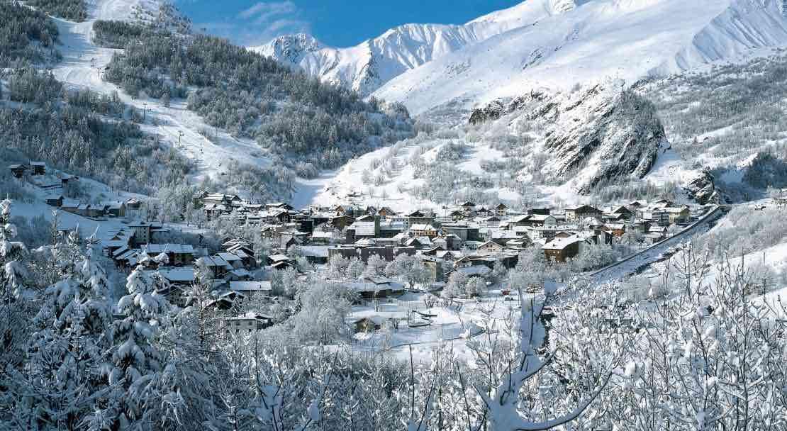 Valloire-ski-resort