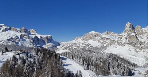 Vistas Dolomitas