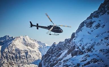 Vuelo en helicóptero estación de esquí Obertauern