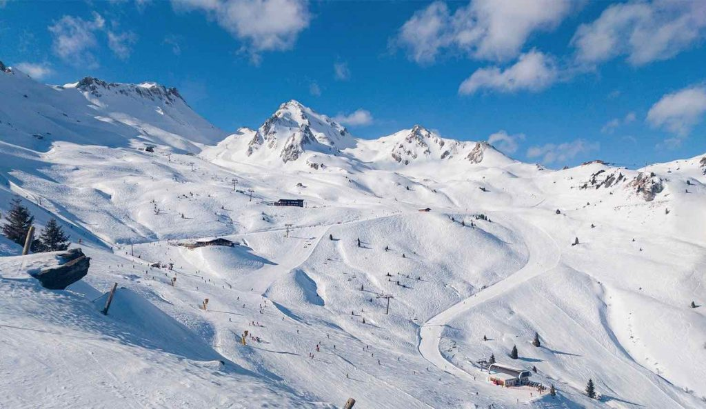 estación esquí bad gastein