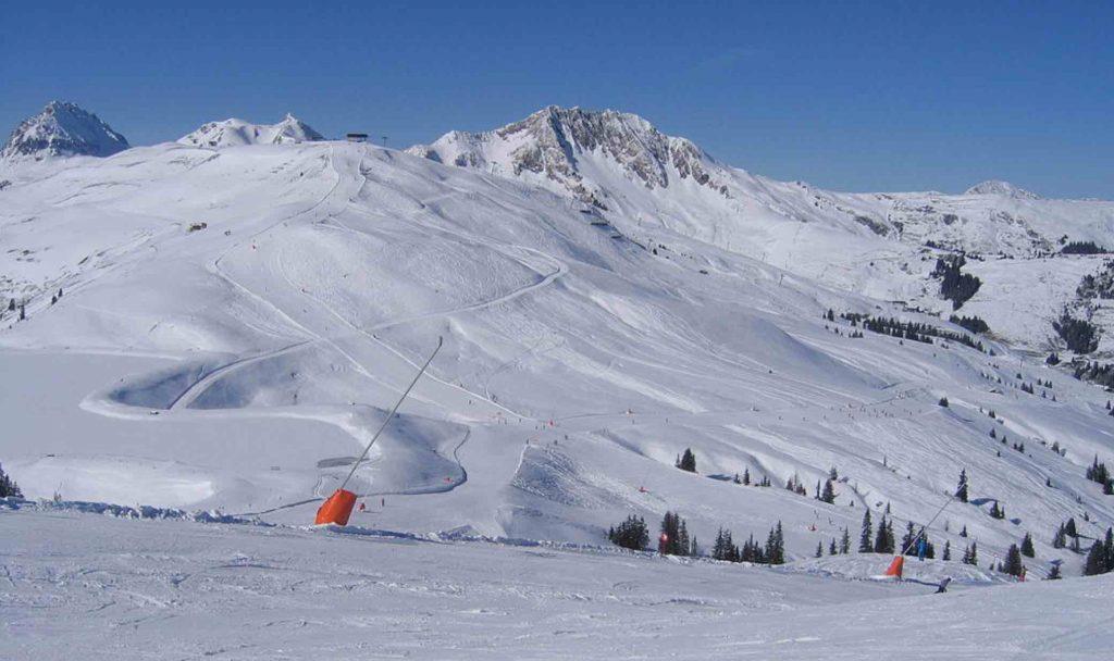 estación de esquí Bergbahn-Kitzbühel