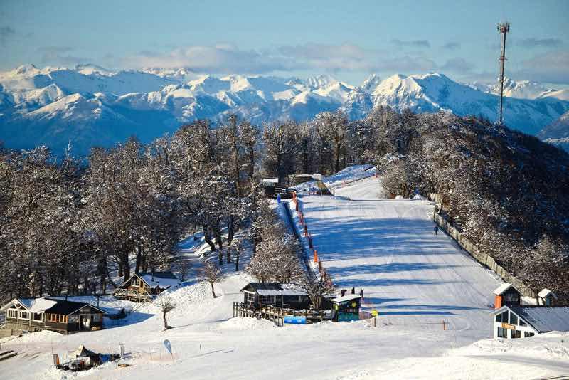 Estación esquí Cerro Bayo