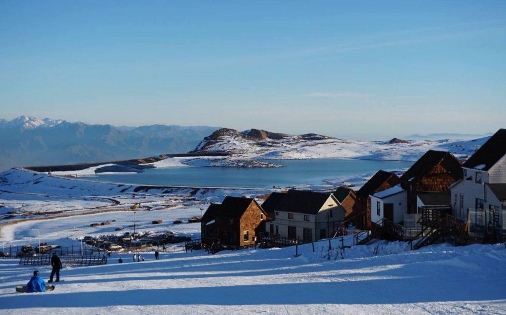 Estación de esquí Chapa Verde