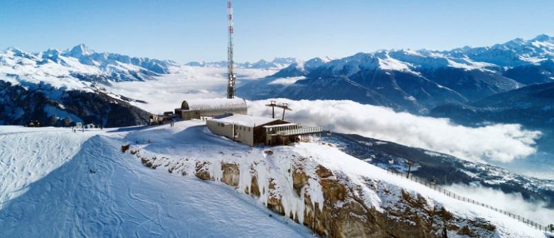 estación de esquí Anzère