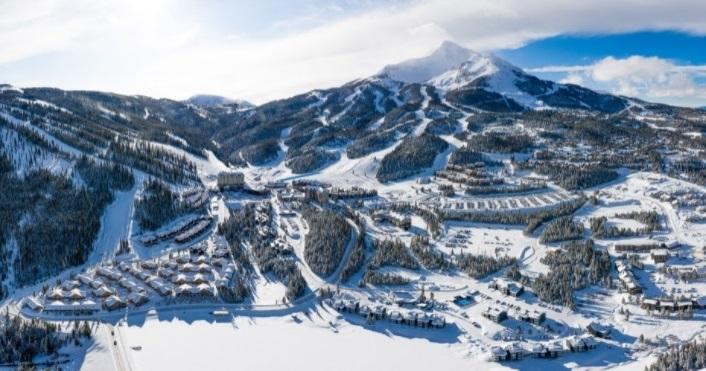 estación de esquí Big Sky Resort