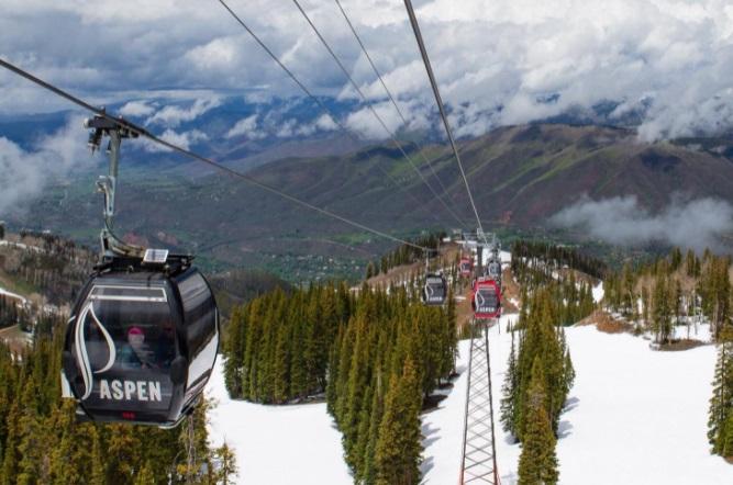 estación esquí Aspen Snowmass