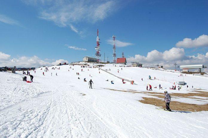 manzaneda-esqui