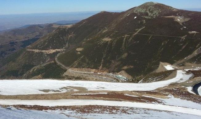 Estación montaña Valdezcaray