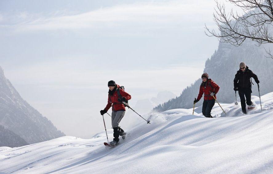 Raquetas de nieve Serfaus