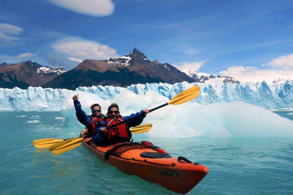 Kayak Estación Perito Moreno
