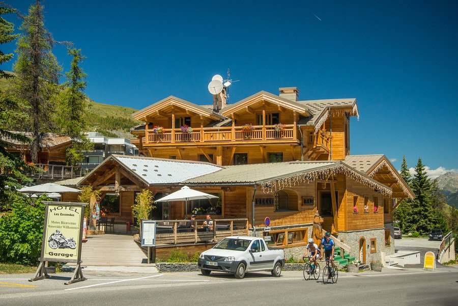 vars ski resort