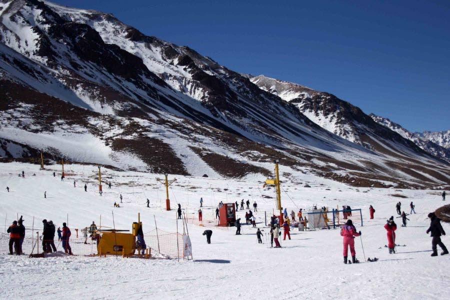 estación de esquí Los Puquios