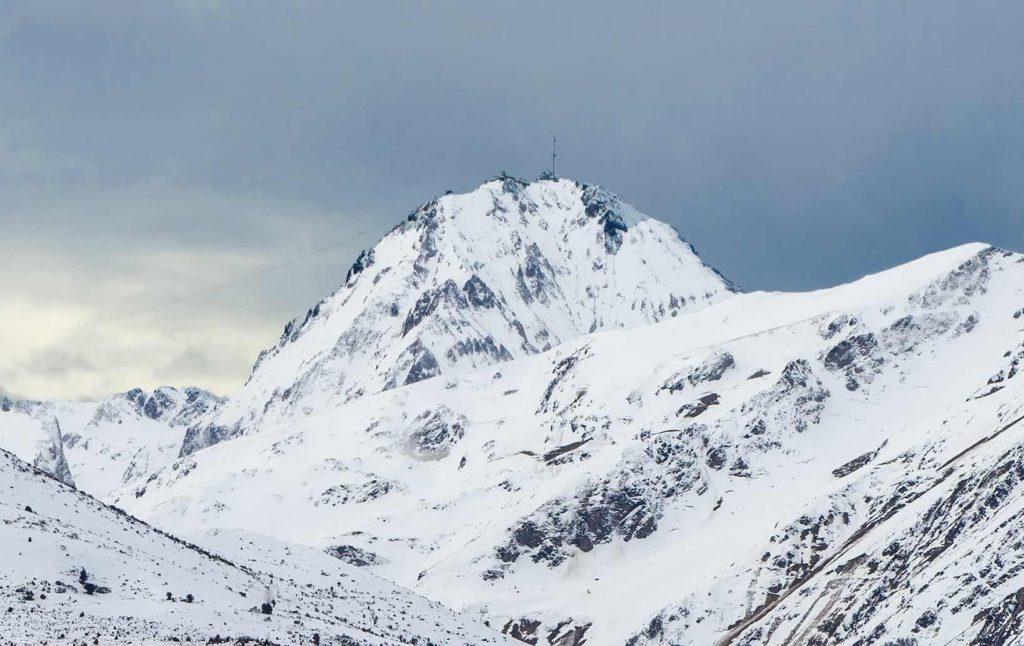 Estación esquí Pic du Midi