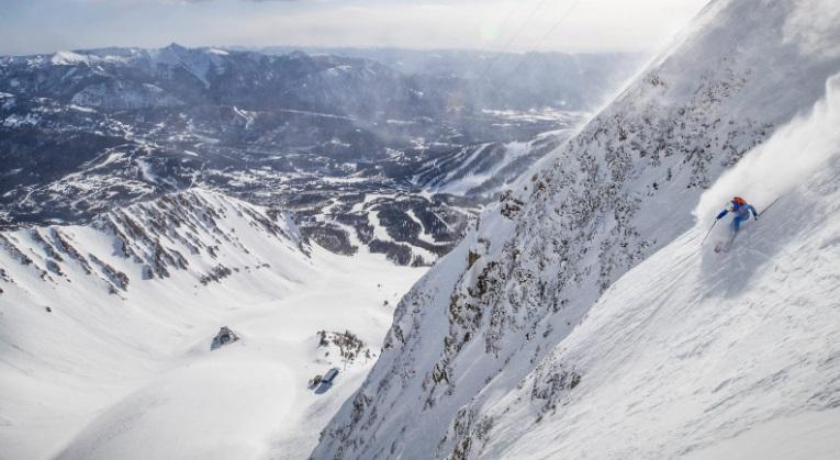 pistas estación de esquí Big Sky Resort