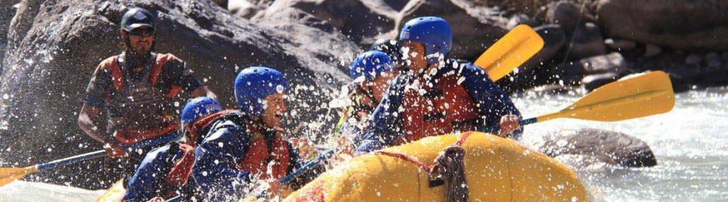 Rafting estación de esquí Los Penitentes