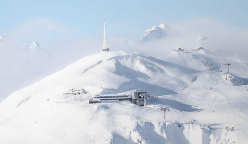 estación de esquí Saint Anton