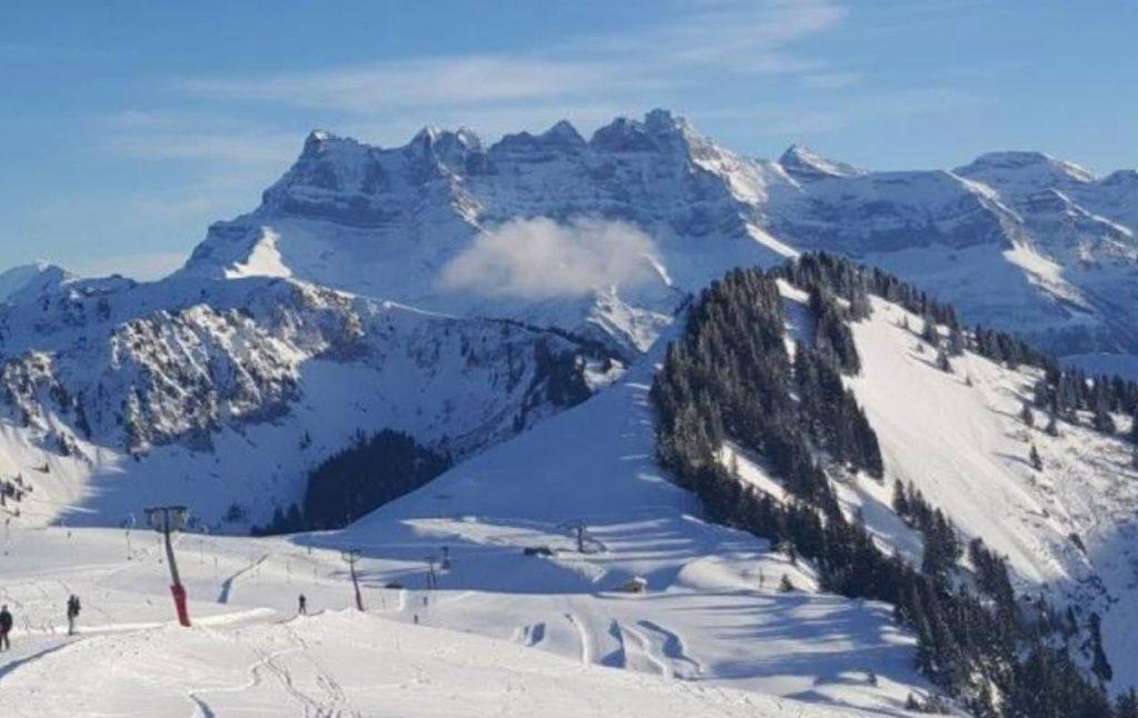 Pistas de esquí Torgon