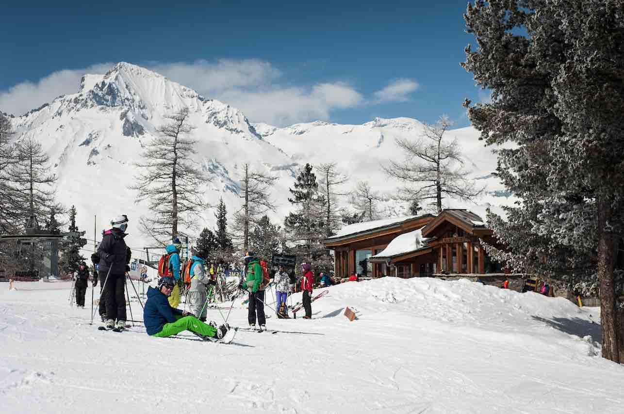 estación de esquí Val Cenis