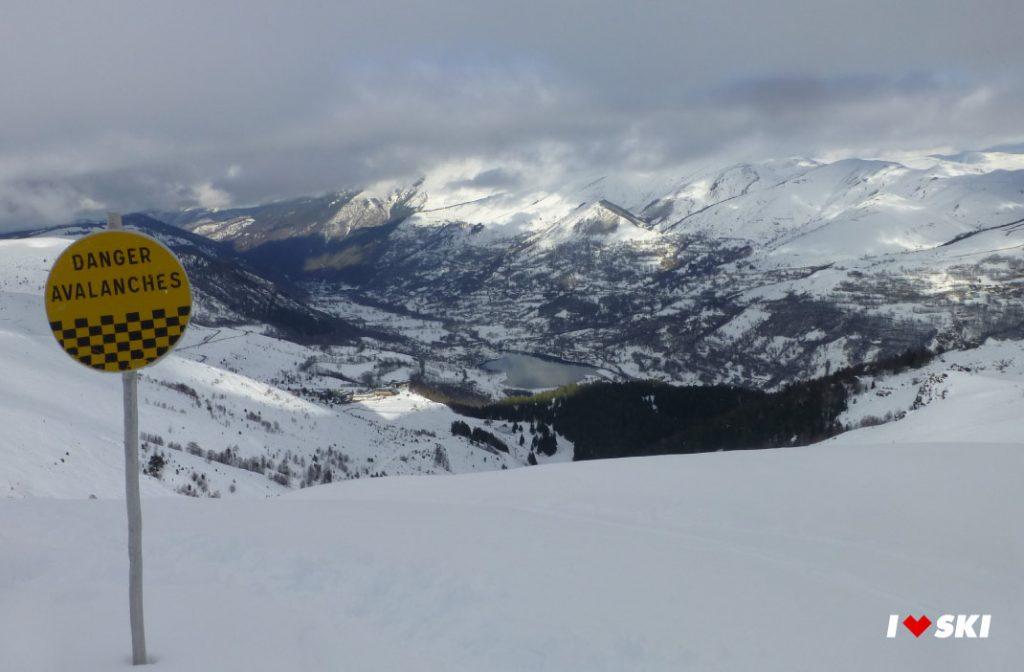 estación esquí Val Louron
