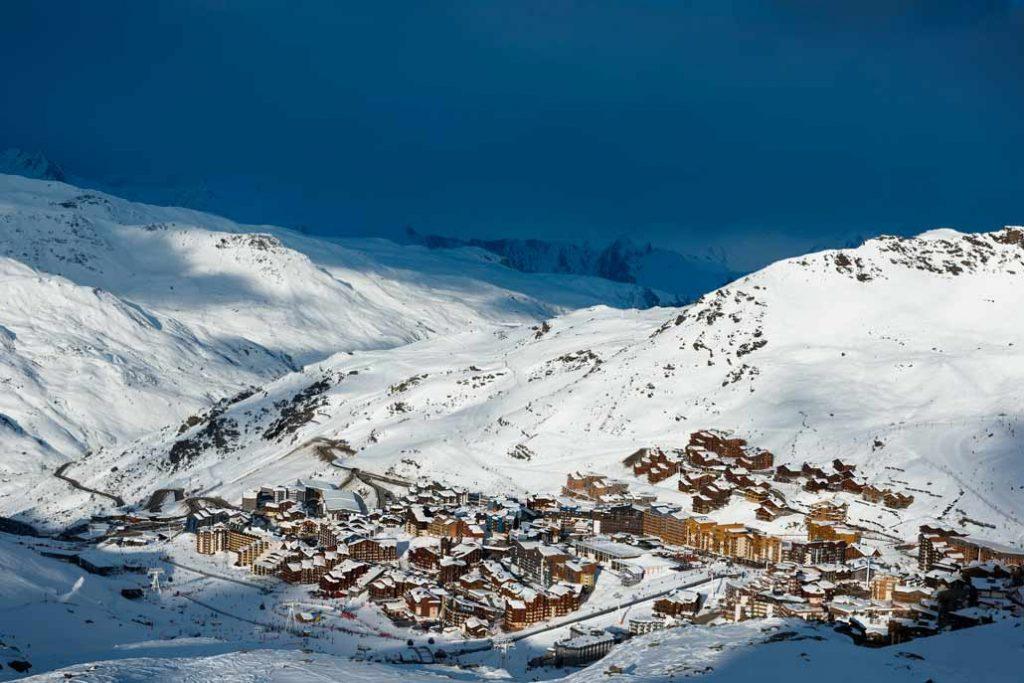 Estación esquí Val Thorens
