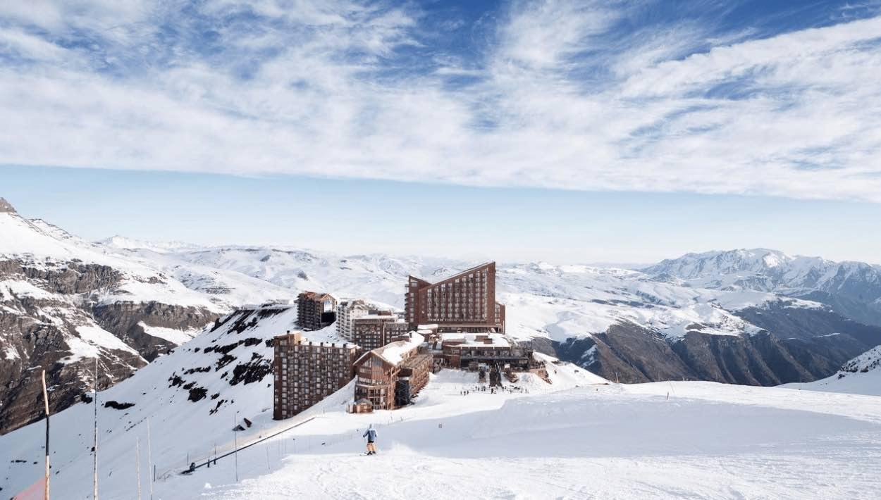 Estación de esquí Valle Nevado