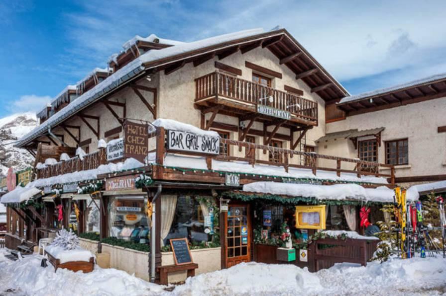 Val d'Allos ski resort