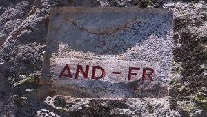 Frontière Andorre France