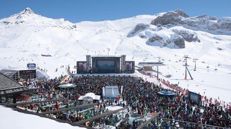 esquiar en Ischgl