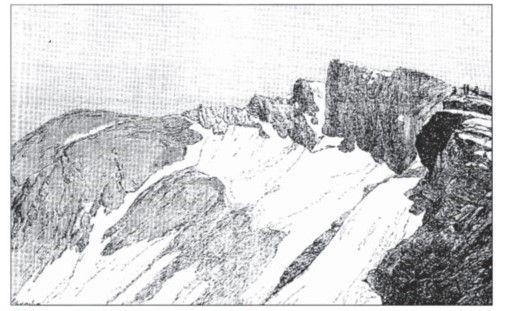 Glaciar Sierra Nevada Veleta