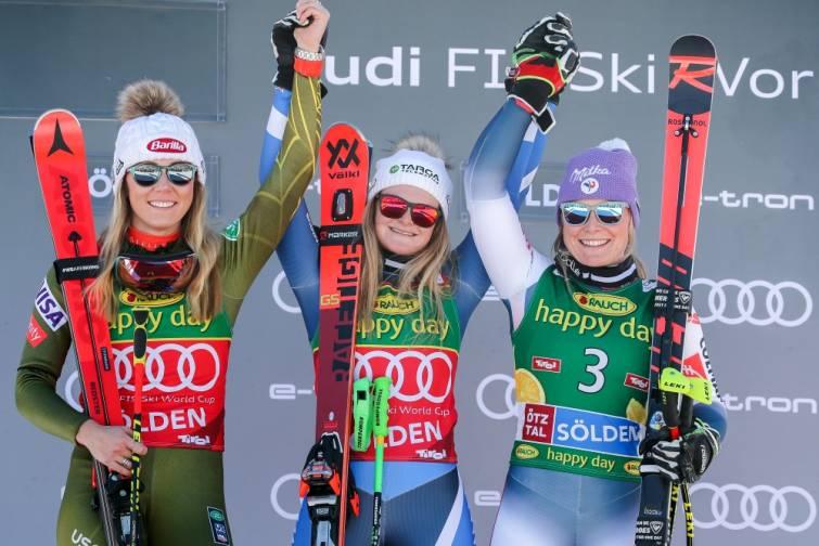 FIS MIkaela esqui