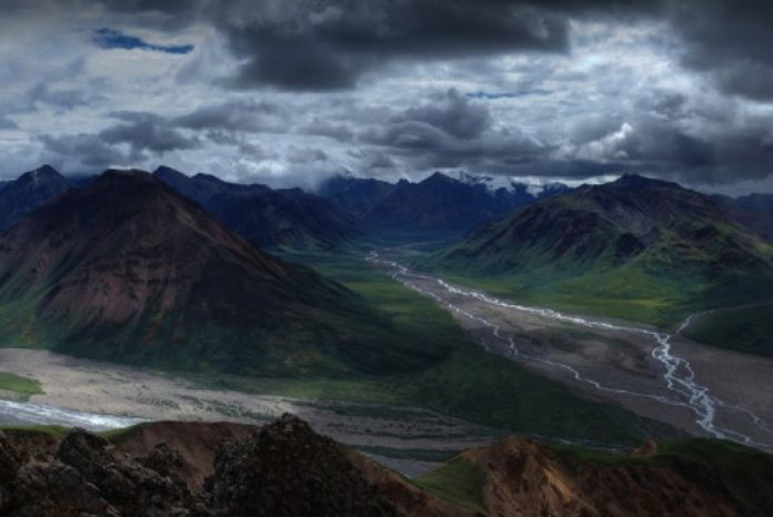 paisaje nubes