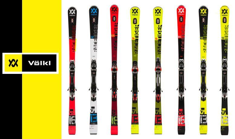 esquis volkl ski