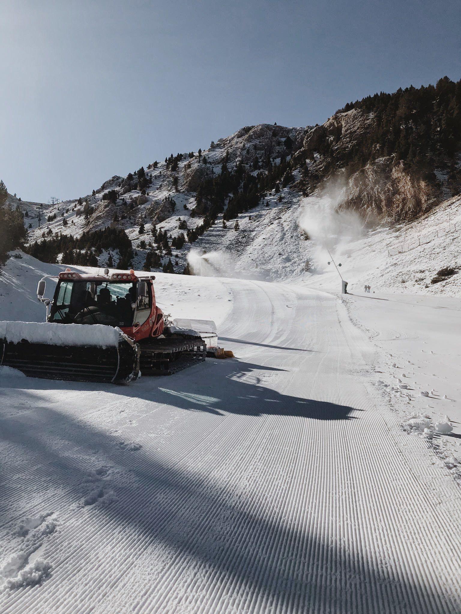 Masella estacion de esquí