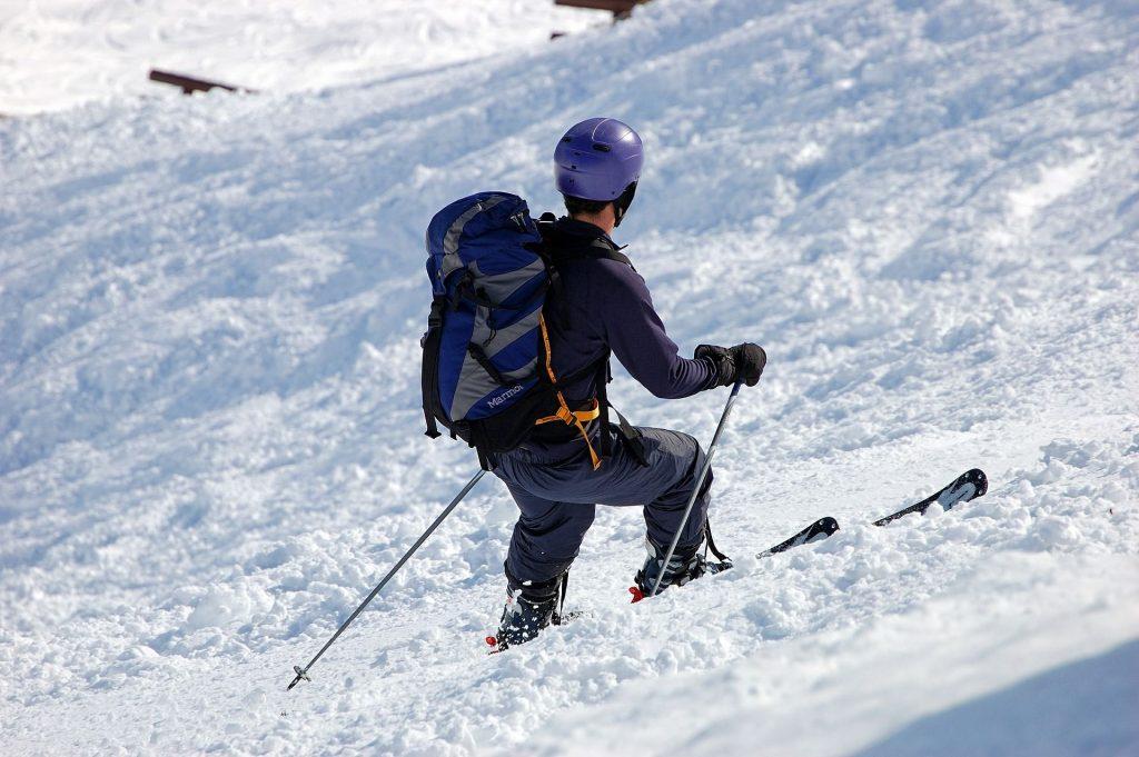 regalo esquiador