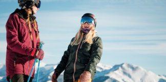Esquiadores en Pal Arinsal