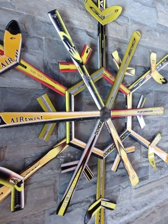 reuse skis