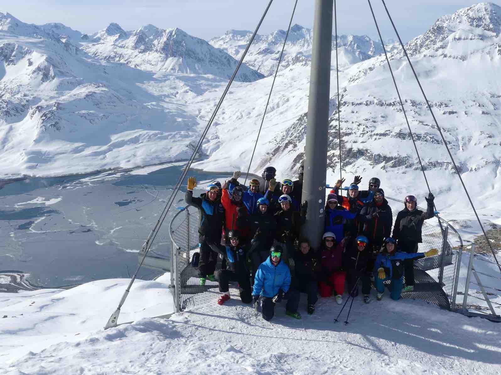 Dynamic Lab 2020 - Descubrimiento del área de esquí Val Cenis