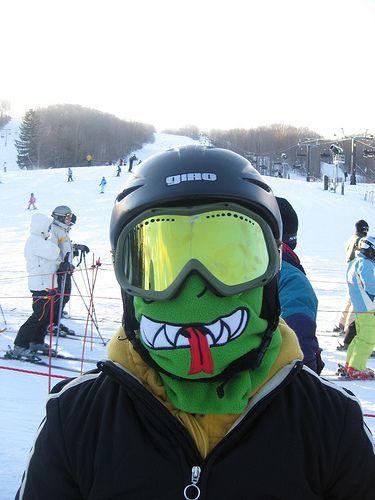 bufanda esquiar