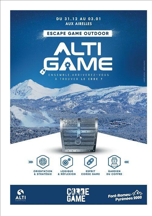 Escape Game en Font-Romeu