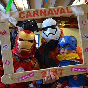 Carnaval en Métabief
