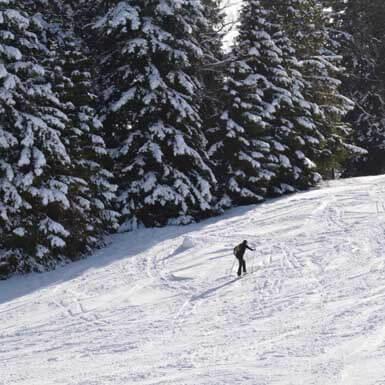 Esquí de travesía en Métabief