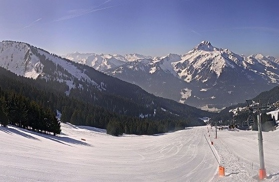 Estación esquí Chapelle d'Abondance