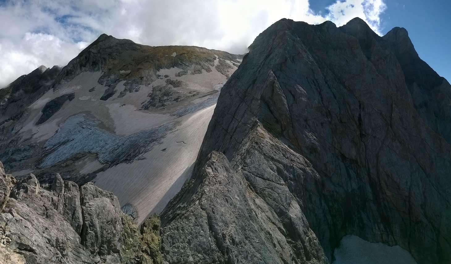 glaciar ossoue vignemale pirineos