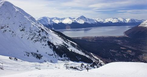 Estación de esquí Alyeska