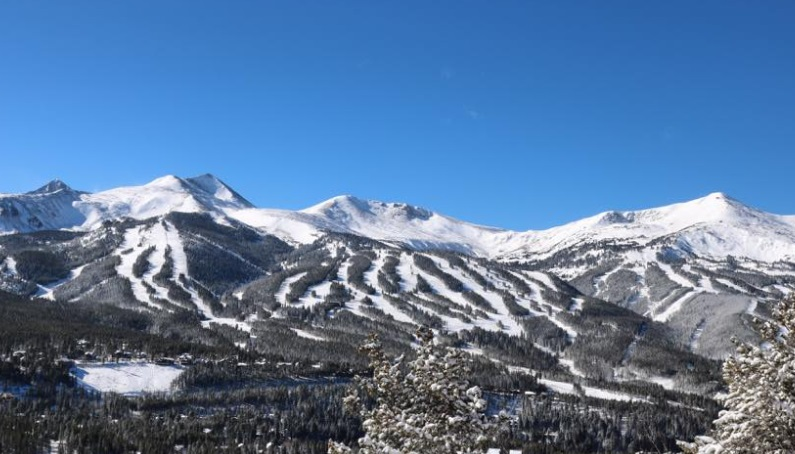 Estación de esquí Breckenridge